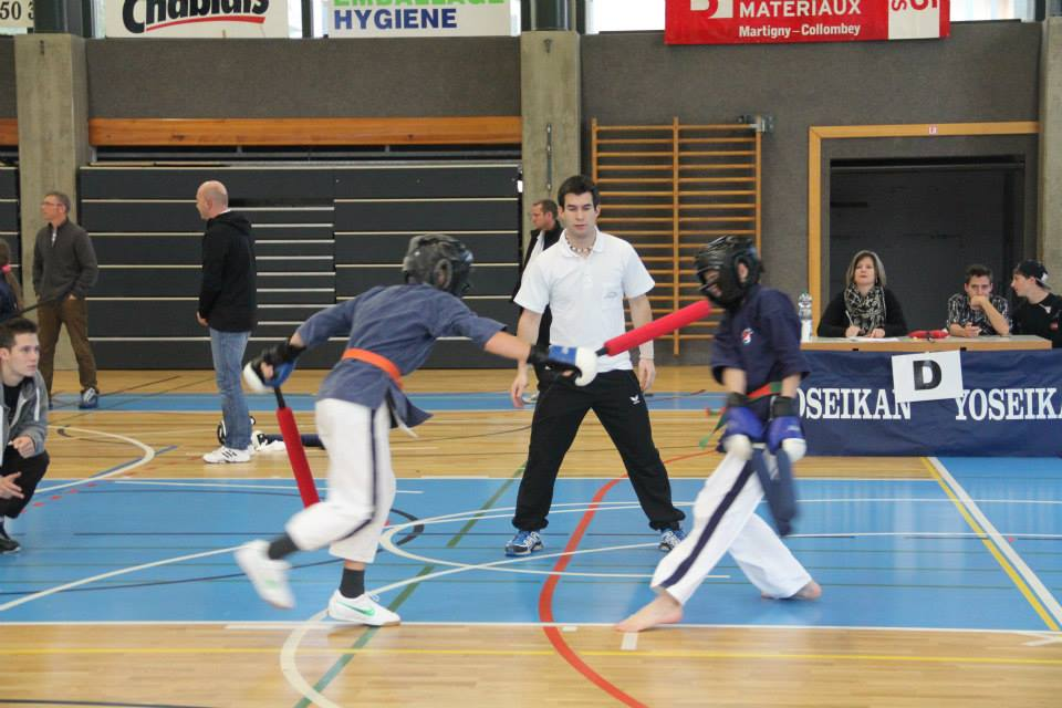 Tournoi national de Kenjutsu