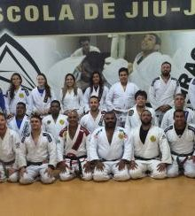 Opening of a new schedule of BJJ -