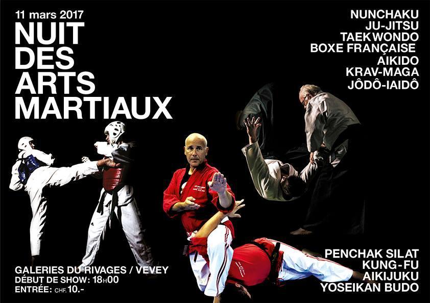 Nuit des arts martiaux 2017 2017 03 11 arts martiaux for Origine des arts martiaux