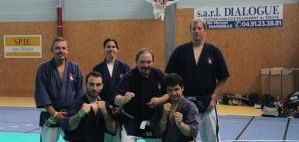 Stage International de Yoseikan Budo