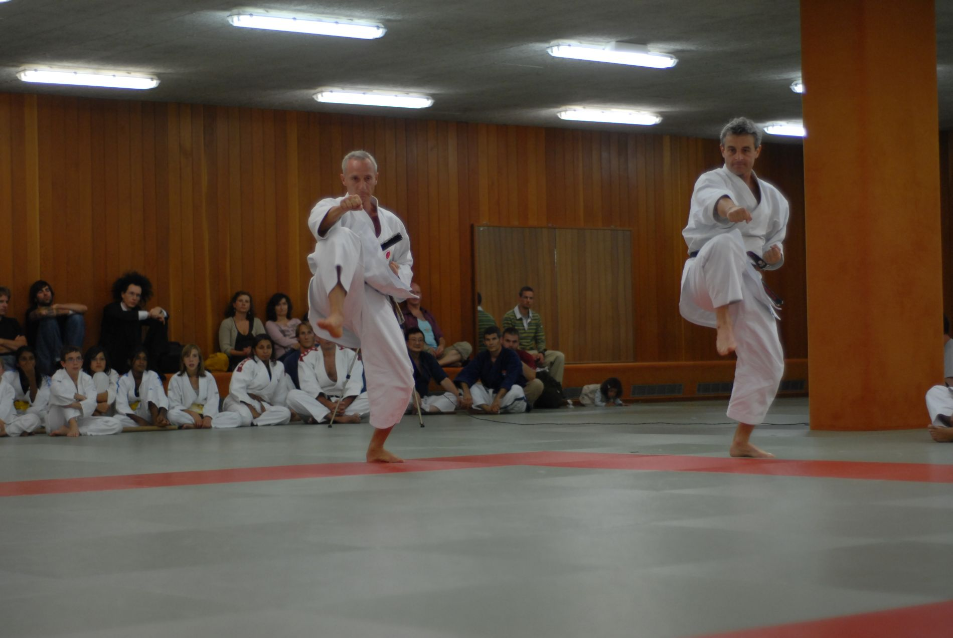 club karate geneve